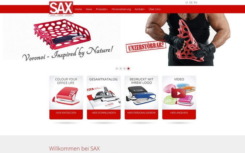 SAX - Brevillier Urban & Sachs GmbH & Co KG