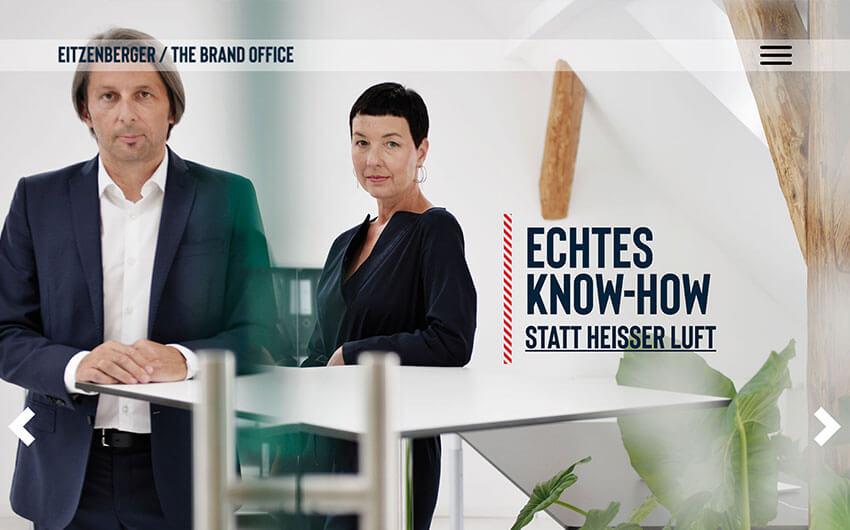 Eitzenberger - The Brand Office